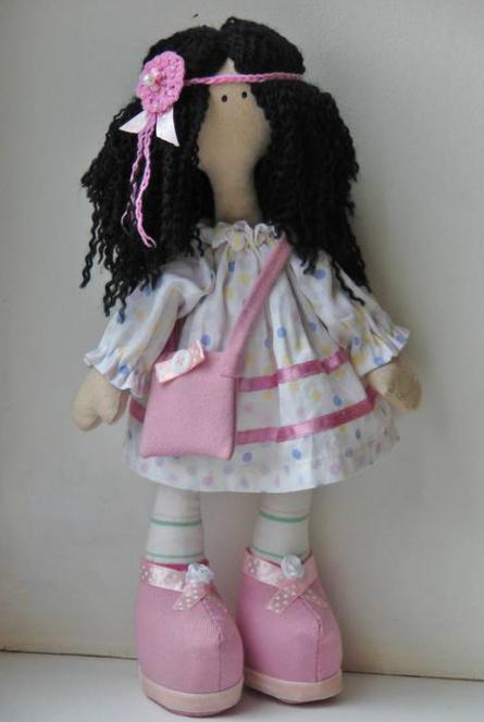 Ля куклы своими руками