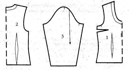 Платье из шифона своими руками без выкройки