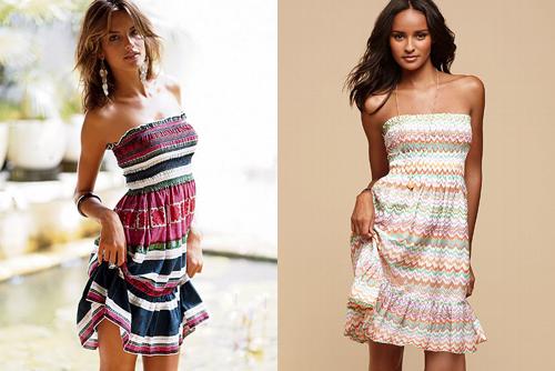 Сшить пляжное платье быстро