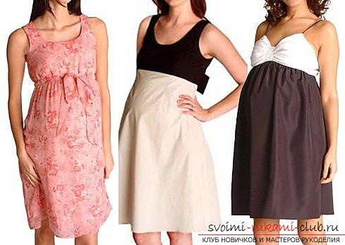 Шить платья летние модели