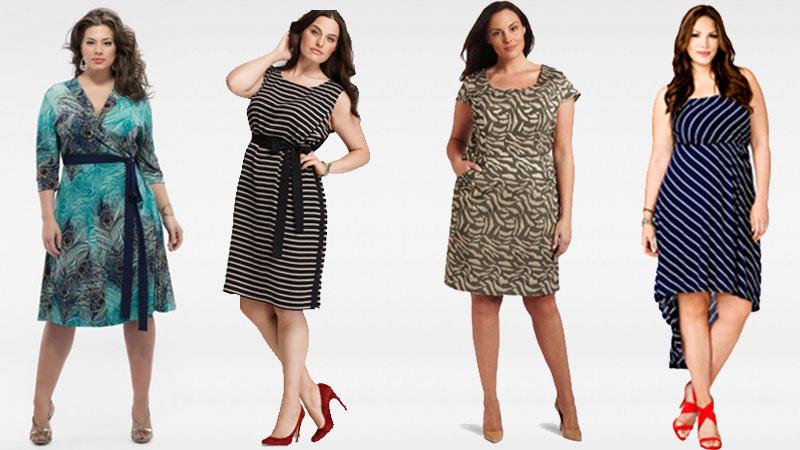Платья скрывающие недостатки фигуры