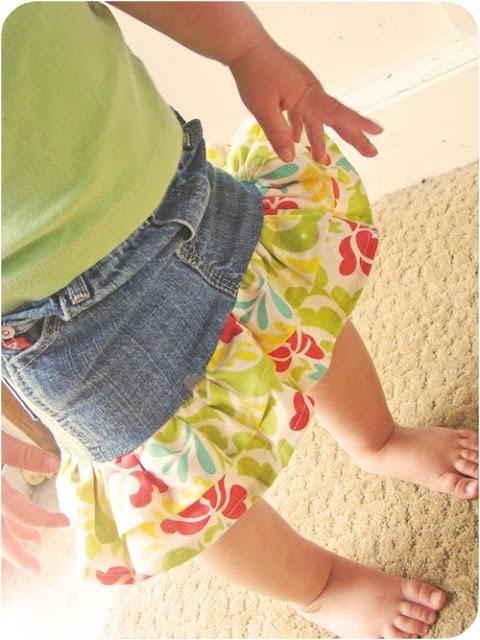 Как сшить лоскутки из джинсы фото 997