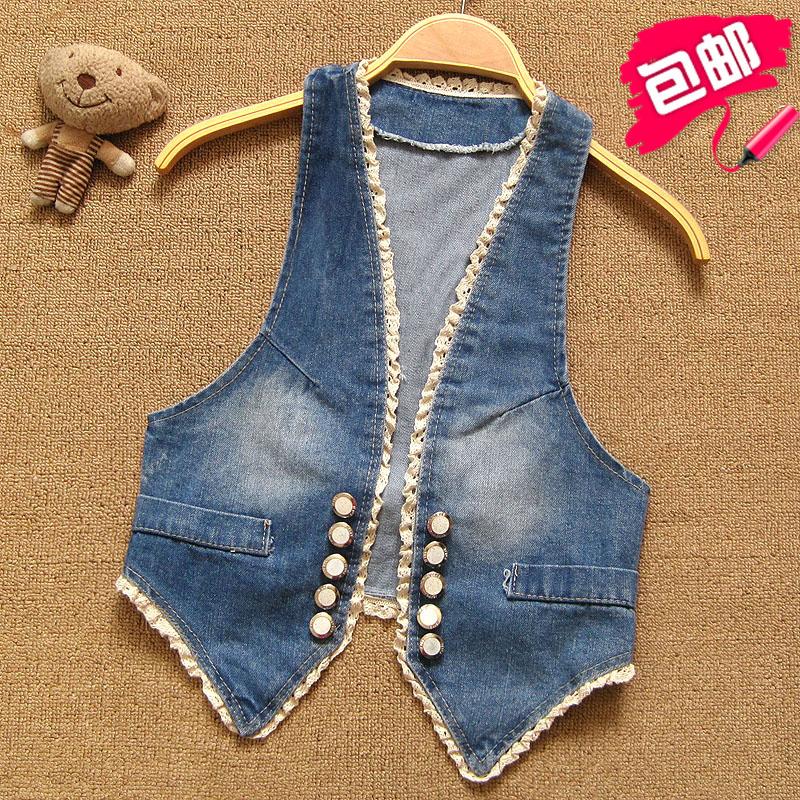 Шить джинсовую жилетку своими руками