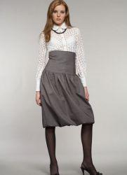 Фото выкройки юбки с разрезом фото 964