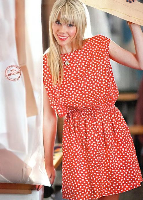 0586e95be76 Выкройки удачных летних платьев