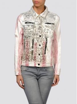d22ec95f7e6 Как оригинально переделать старую куртку  джинсовую или кожаную