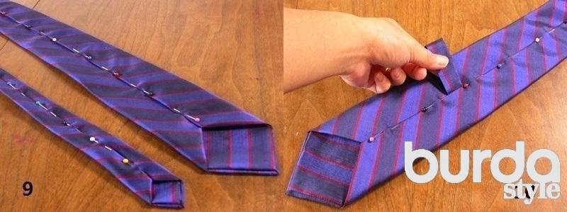 Сшить галстук своими руками фото