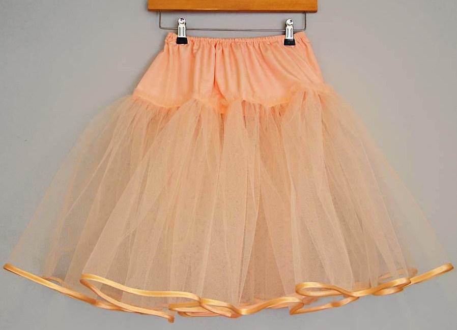 Как юбку солнце сделать пышной юбкой