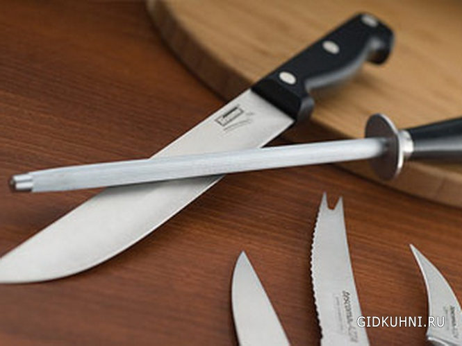 Как хорошо наточить нож в домашних условиях