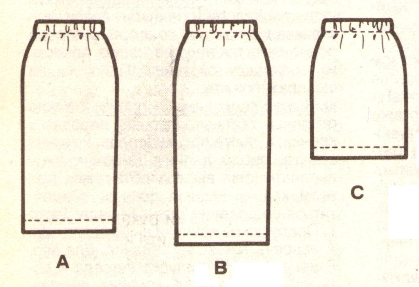 Как пошить юбку карандаш из трикотажа своими руками для начинающих