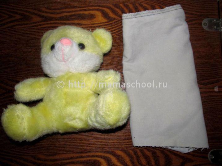 рюкзачок для ребенка своими руками