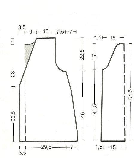 Схема красивого воротника крючком фото 575