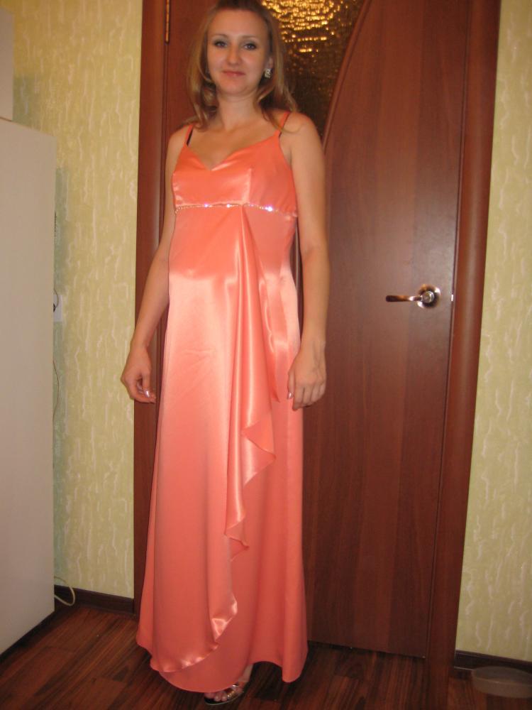 Пошить платье для беременных своими руками 69