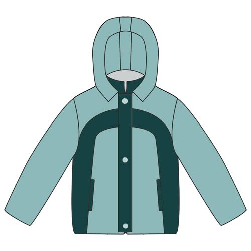 Очень надеемся, что предложенная выкройка детской куртки поможет