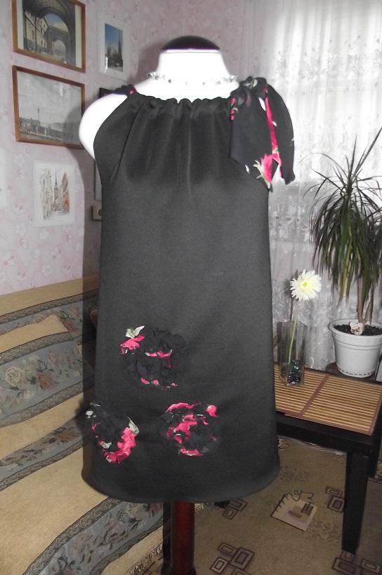 Вечернее платье своими руками быстро и просто 31