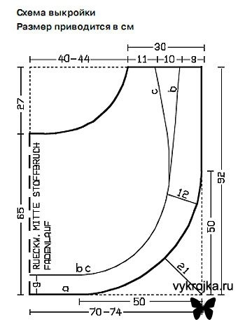 Модели юбки блузки выкройки