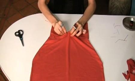 Как сделать платье самому