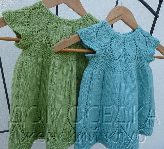 детский свитер спицами для малышей
