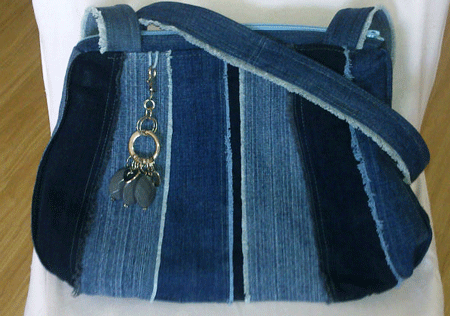 Сумку из старых джинсов своими руками мастер класс на взрослого