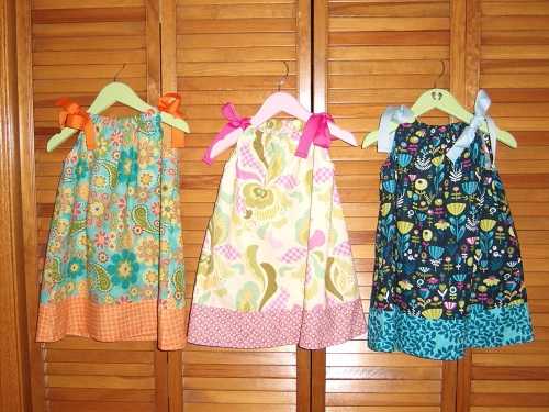 Простые детские сарафаны своими руками - Automee-s.ru
