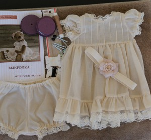 Выкройки детских платьев Выкройка детского платья