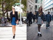 С чем носить юбку? Юбки – женское оружие массового поражения. Они позволяют создавать самые разно