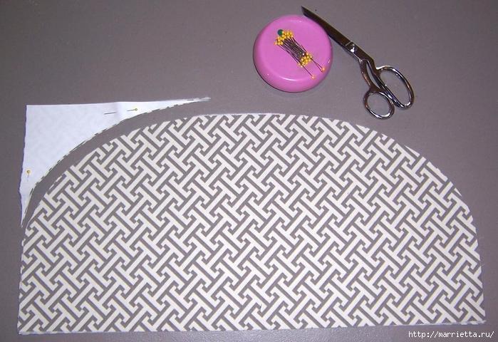 Как сшить стильную сумку с цветами из молний. Мастер-класс (3) (700x480, 287Kb)