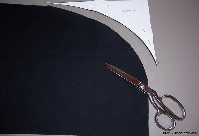 Как сшить стильную сумку с цветами из молний. Мастер-класс (4) (700x480, 185Kb)