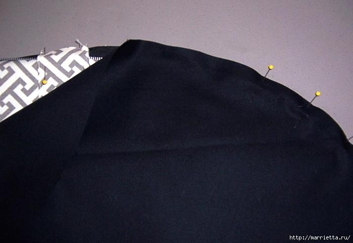 Как сшить стильную сумку с цветами из молний. Мастер-класс (13) (700x480, 196Kb)