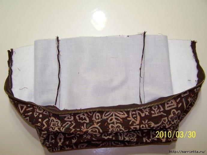 Шьем сумку. Фото мастер-класс по пошиву (9) (690x517, 146Kb)