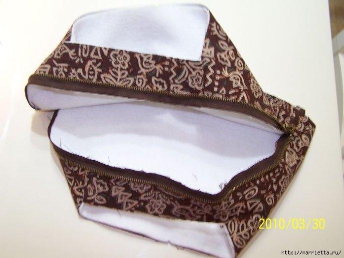 Шьем сумку. Фото мастер-класс по пошиву (14) (690x517, 145Kb)