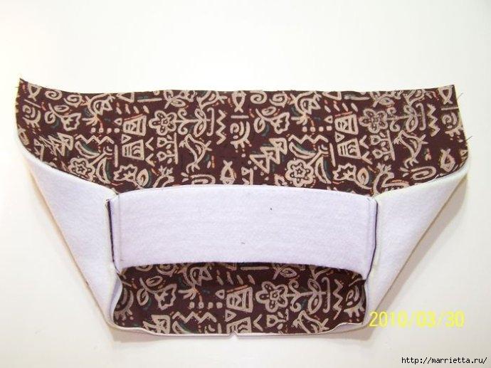 Шьем сумку. Фото мастер-класс по пошиву (20) (690x517, 159Kb)