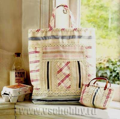 Сшить сумки комплект своими руками