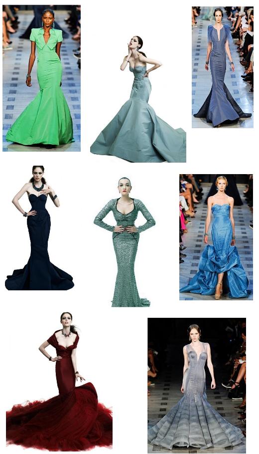 Выкройки и модели вечерних платьев на новый год. Выкройка модели платья