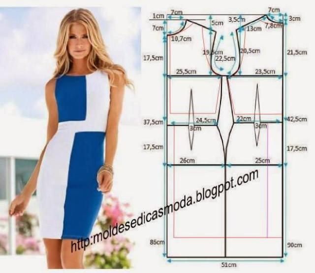 Как выкроить платье своими руками для начинающих выкройки