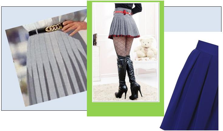 Как сделать юбку гофре в домашних условиях