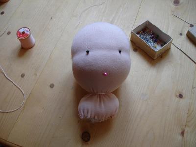 Мягкие игрушки своими руками