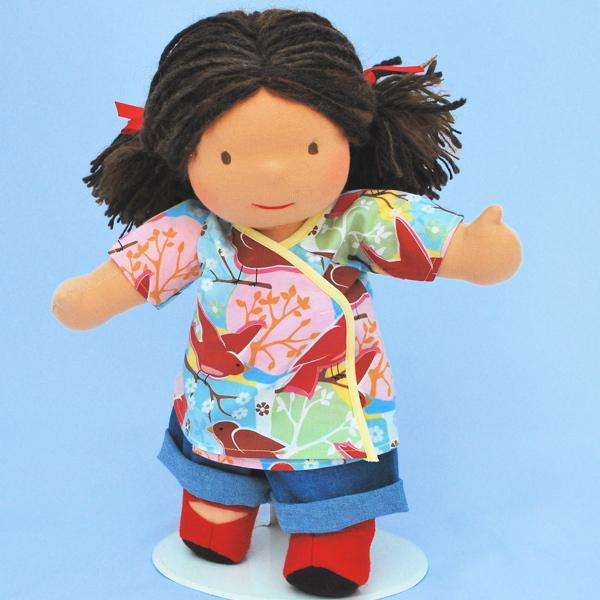 Кукольные куклы своими руками