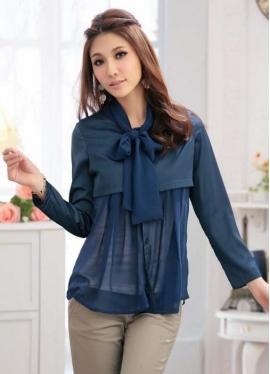 1a3fc3184bf Как сшить блузку без выкройки  советы для начинающих
